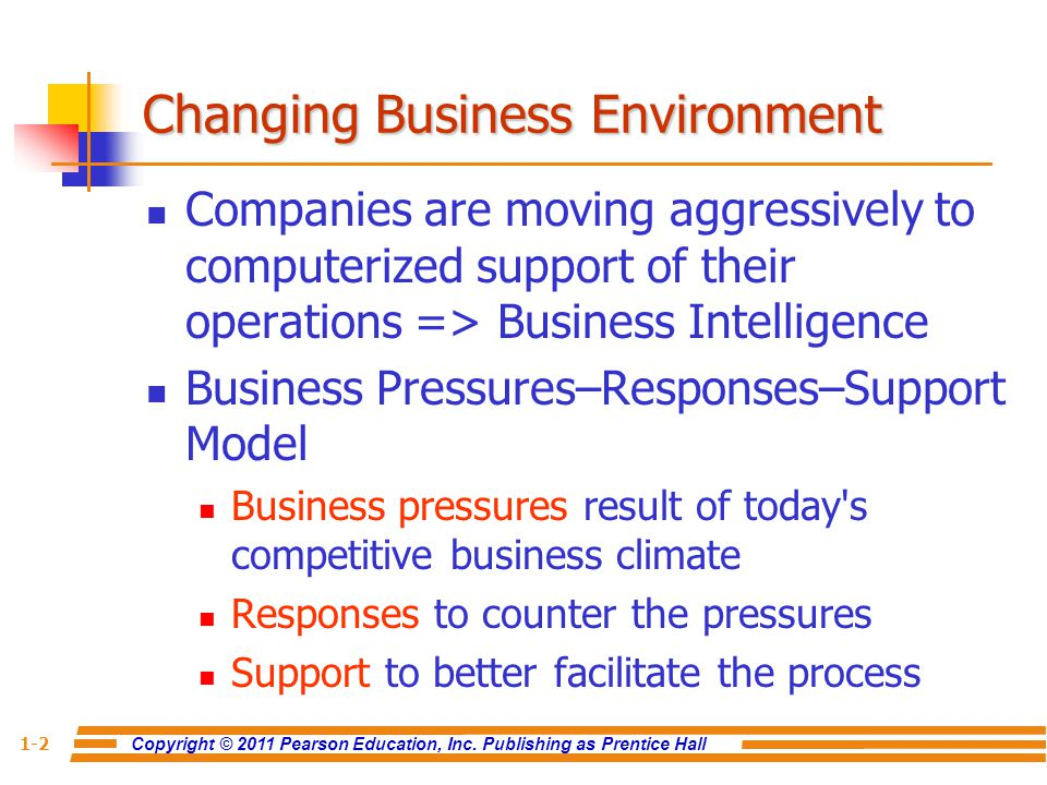business environments and companies What environmental factors affect business the internal environment of the company includes the factors which are within the company and under the control of.