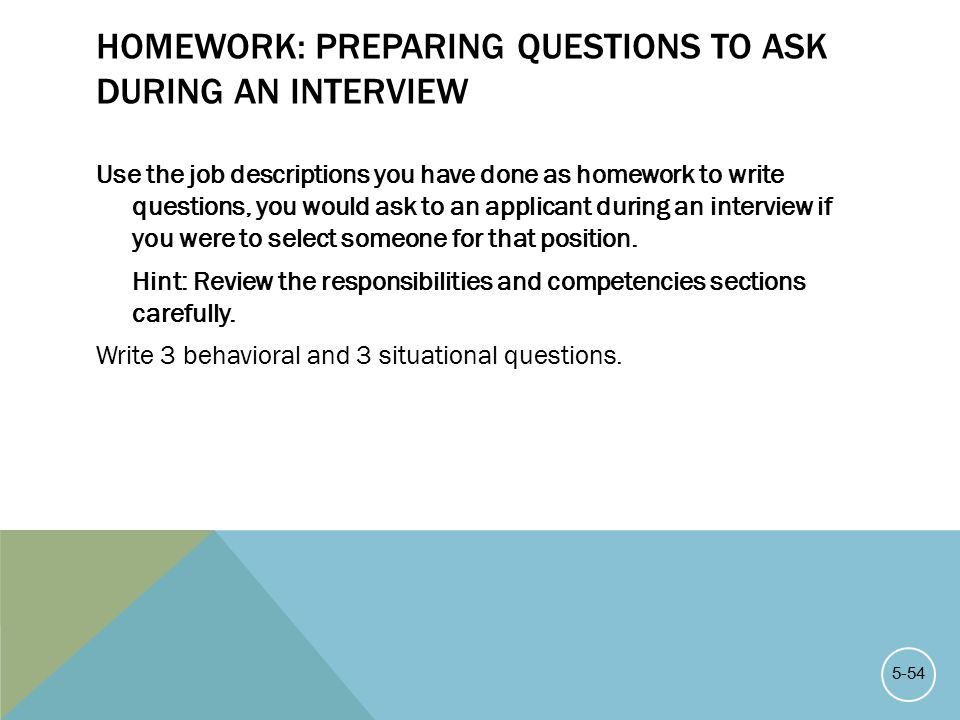 Answering and moderating homework questions