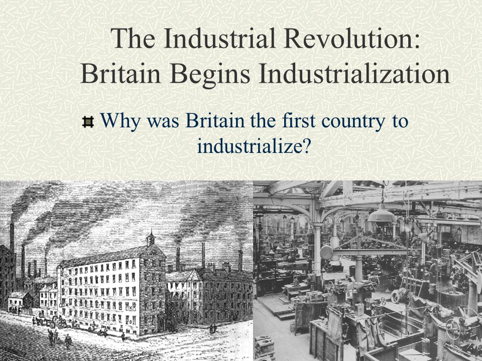 essays on the industrial revolution in britain Bestessayeducation has delivered a guide on the types of industrial revolution essay for the student who want an a o the essay - check out the useful tips.
