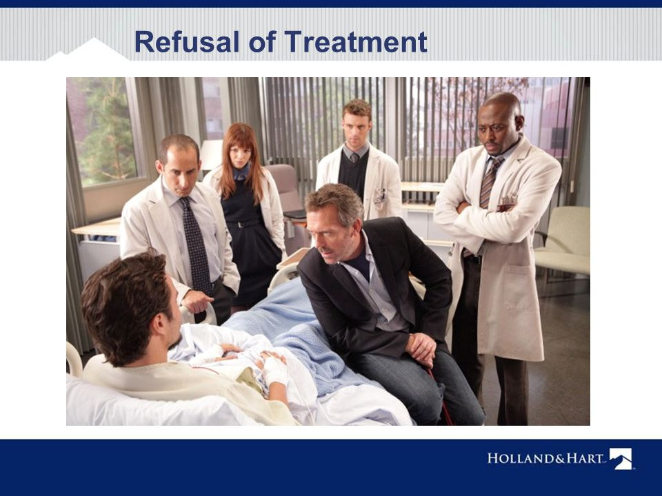 patient right to refuse treatment pdf