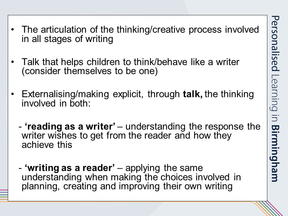 stages in creative writing process Six stages in the writing process creative writing assignment as a writer, having ideas is one of the most important parts of your craft but creative it seems like one of the most difficult creative challenging parts of the steps process.