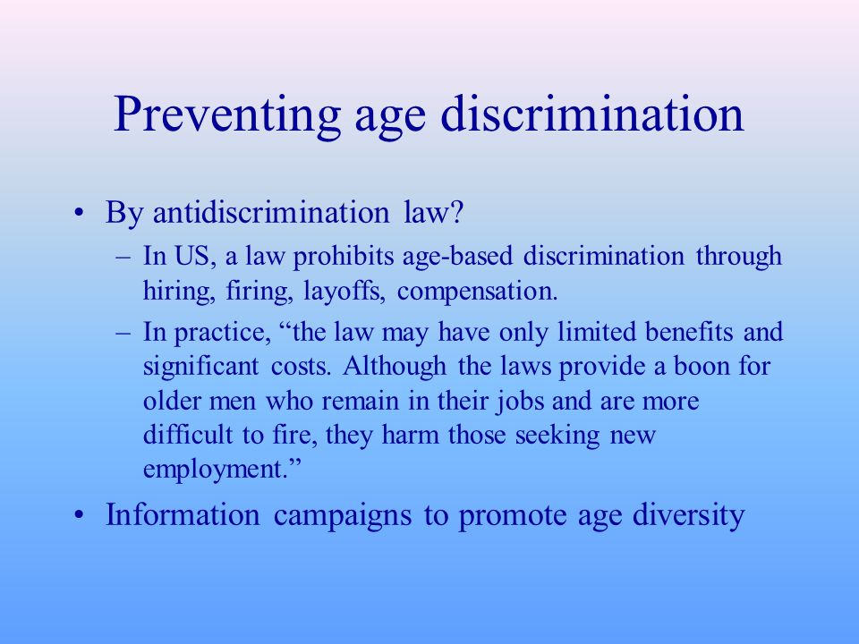 workplace discrimination prevention simulation Read preventing workplace discrimination simulation free essay and over 88,000 other research documents preventing workplace discrimination simulation preventing.