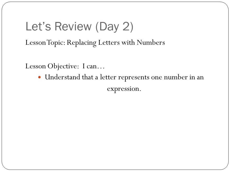 Letter With Numbers Solidique27