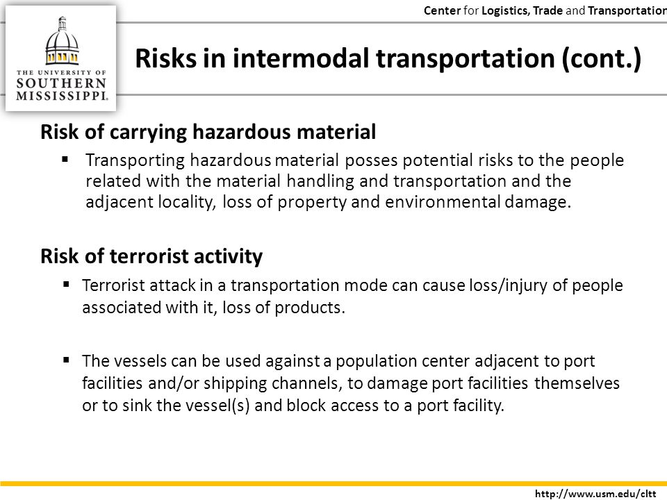 modal transit variability and potential risks Quantifying the effects of modal conflicts on transit reliability november 15, 2013 text word count: 5,154 potential simplifications phenomenon if drivers are risk-averse and not rewarded based on travel time.