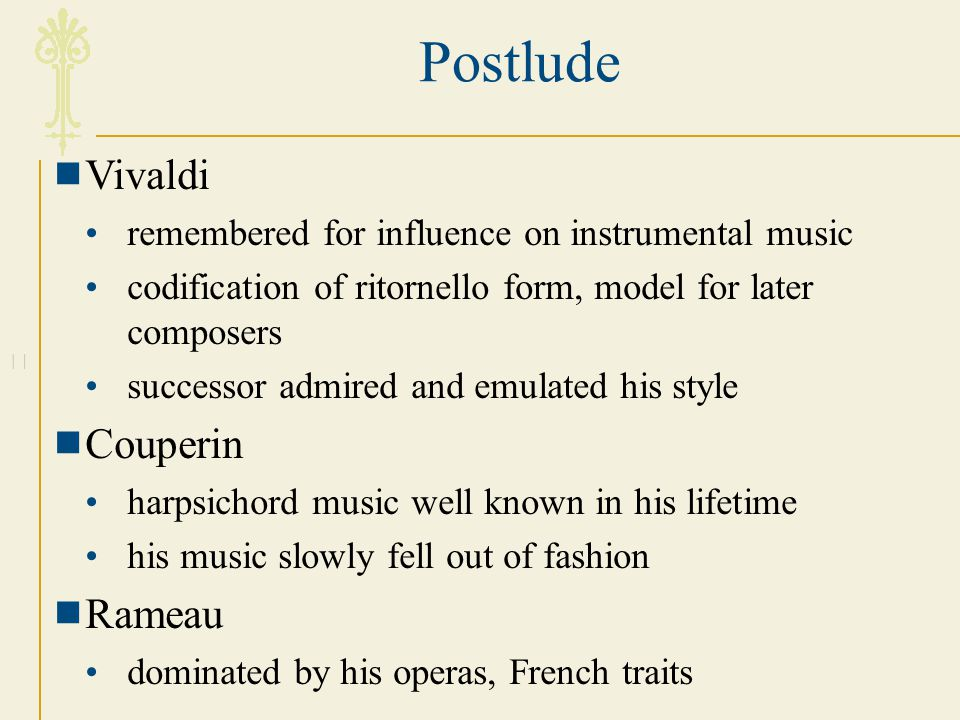 Concise History of Western Music - ppt download