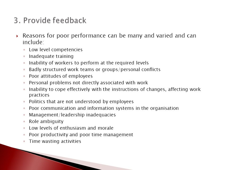 bsbmgt502b manage people performance View bsbmgt502b manage people performance 1docx from business m bsbmgt502b at crown college assignment 2: manage people performance crew member (job descriptions) ritz hotel is a local pub .