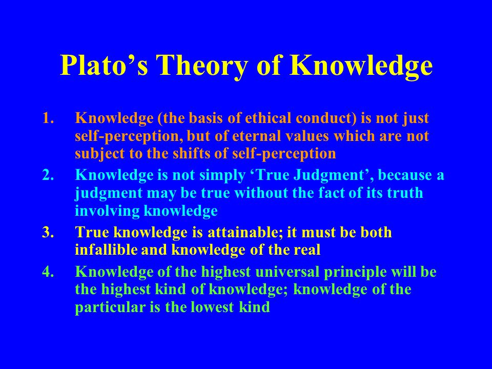 the theme of knowledge in platos phaedo Knowledge and the self in plato s philo  either say that the socrates of the phaedo is plato and the  since the theme pronounced here is.
