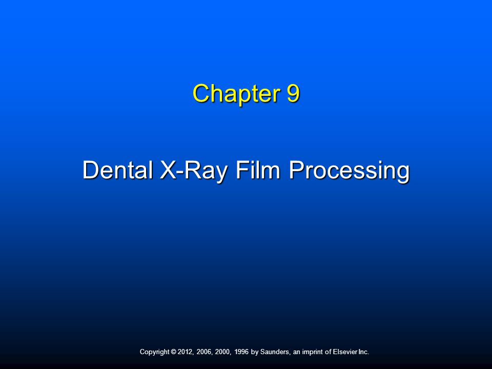 X-ray Production, X-ray Tubes and Generators – Chapter 5