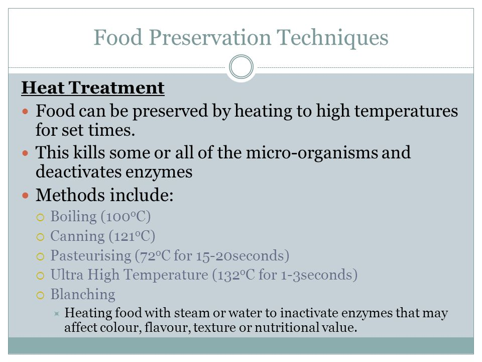 nutritional value preservation in cooking essay The purpose of this publication is to provide evidence-based nutrition and health  information about beans, preparation tips, sample recipes and.