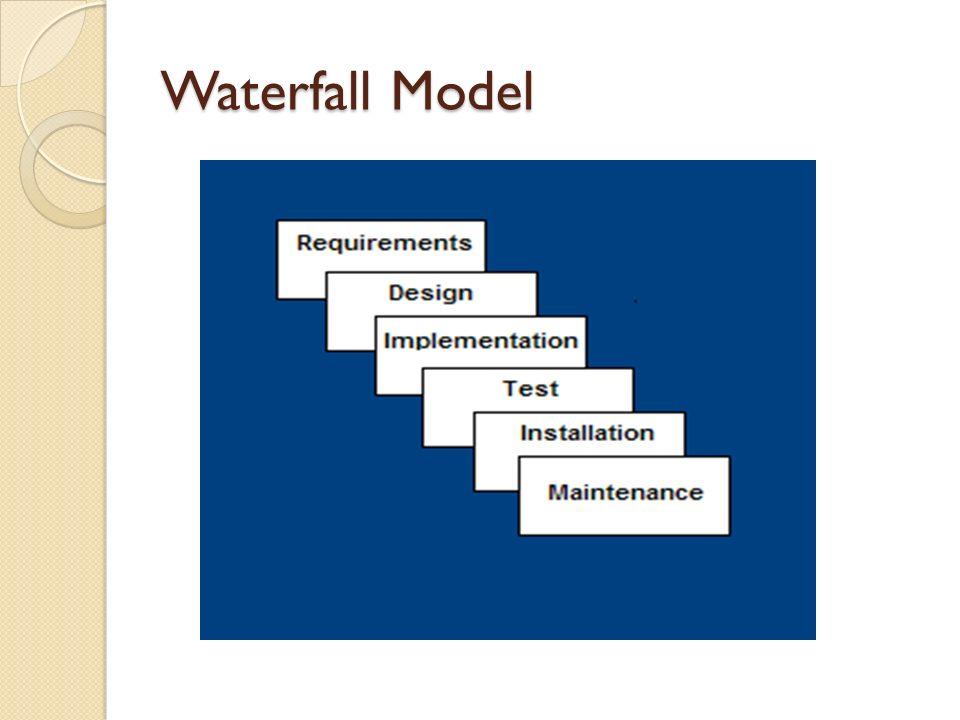 Software development life cycle sdlc ppt video online for Sdlc waterfall model