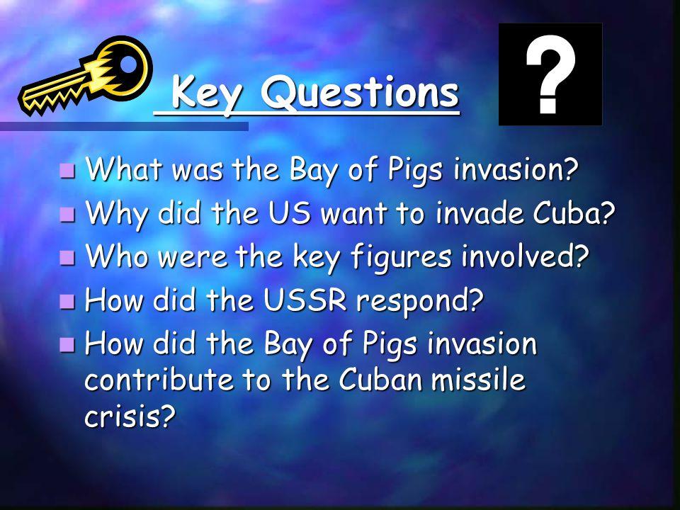 schweinebucht invasion kuba