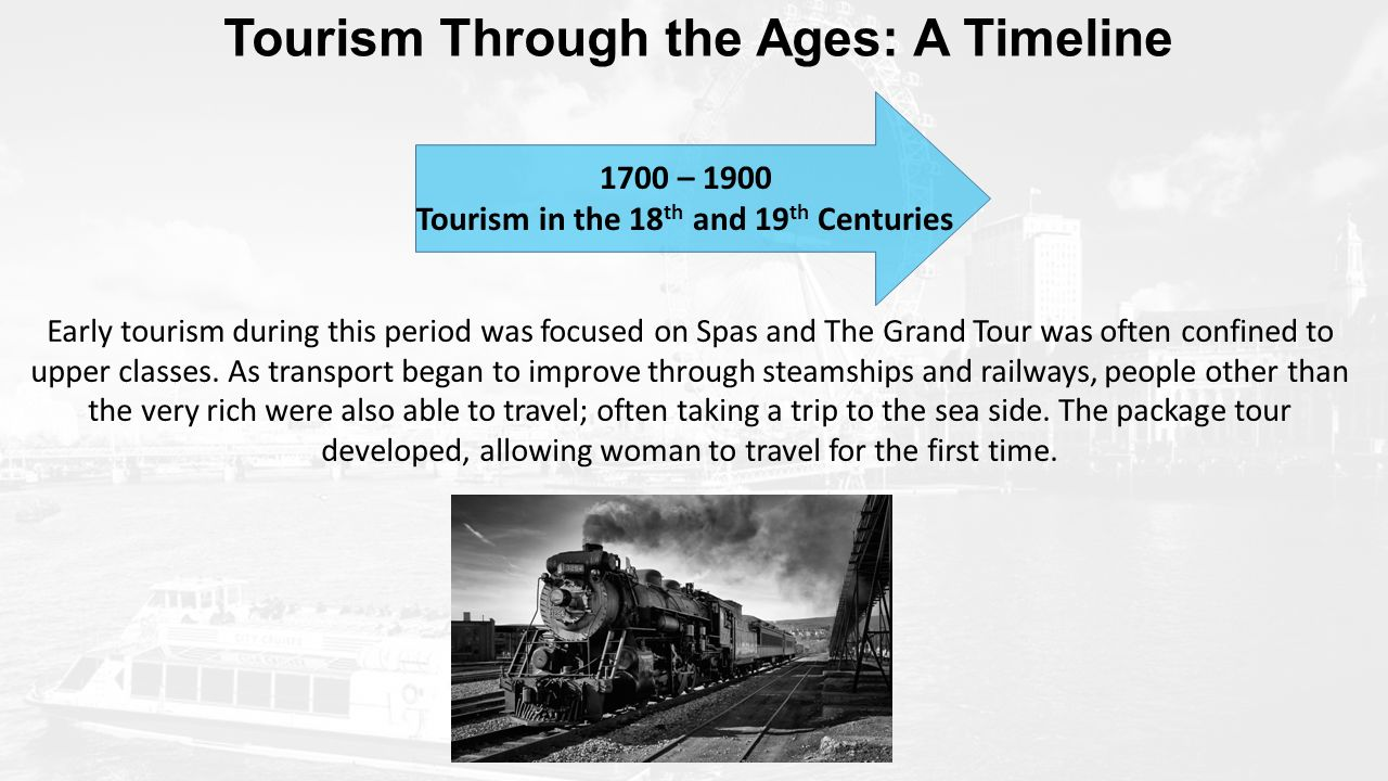 tourism during 19th century 3 responses to transport in 19th century dublin  how dublin's transportation system evolved during the 19th and early 20th century.