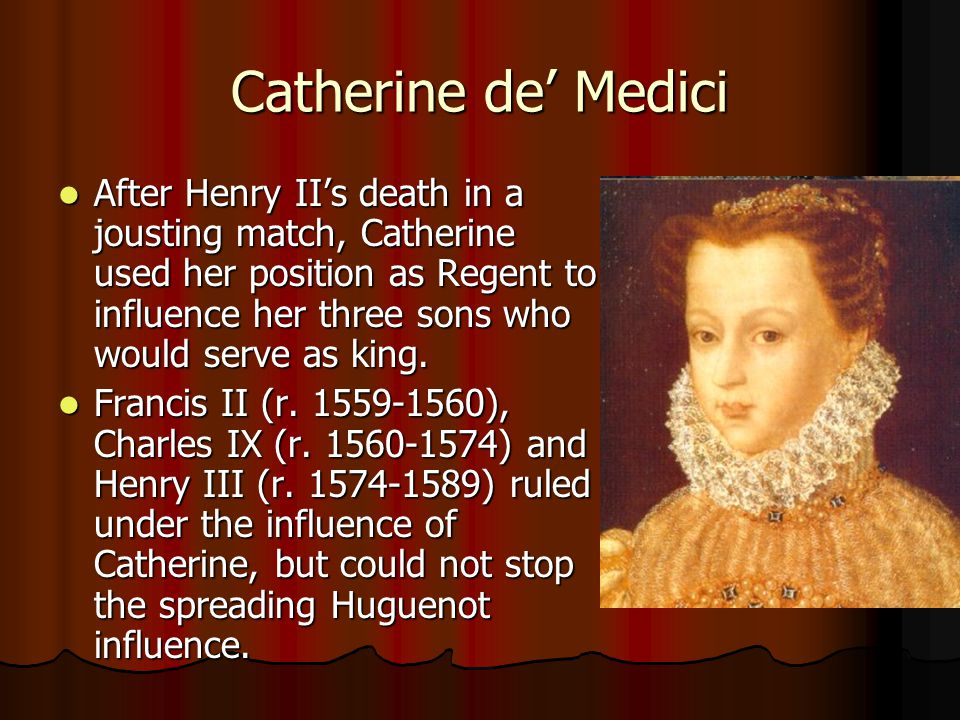 catherine nd king charles