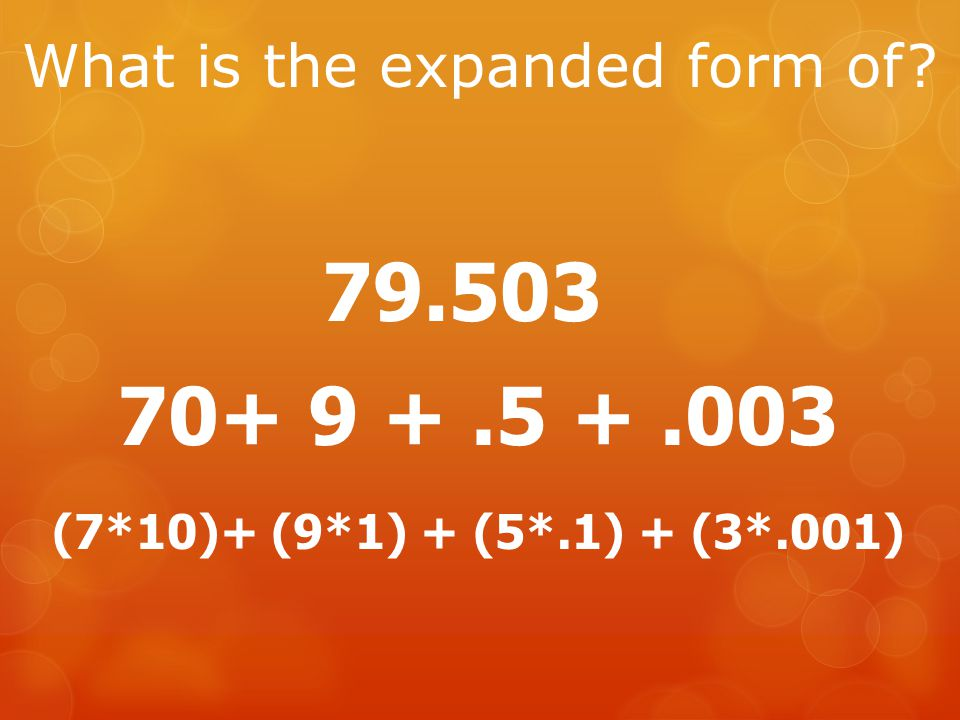 Place Value Ppt Download