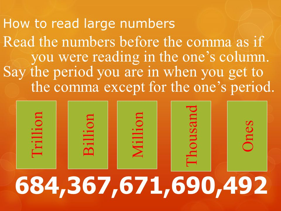 how to write 18 billion in numbers