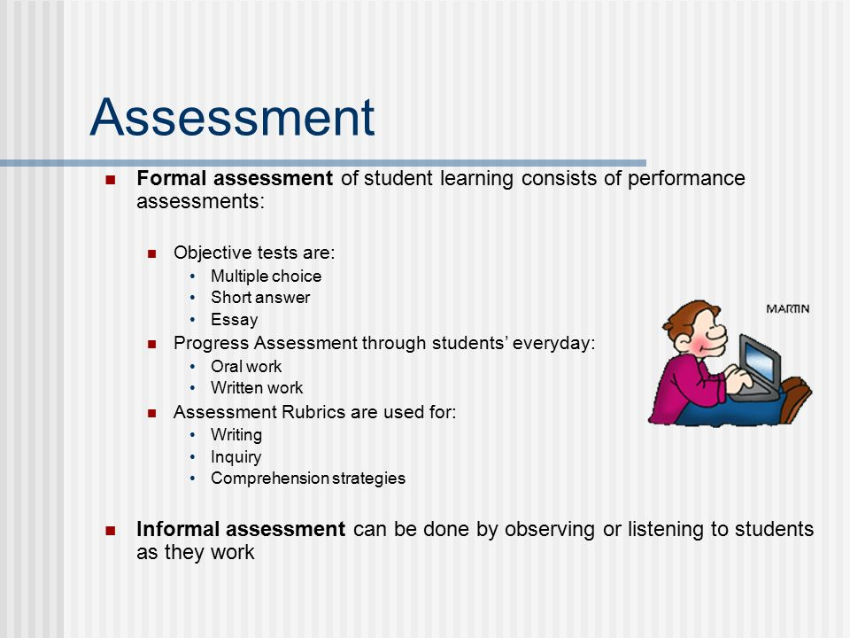 Assessment Compiled By Carrie Bunce - Ppt Download