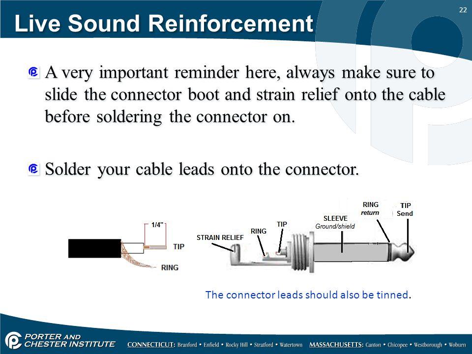 live sound reinforcement pdf download