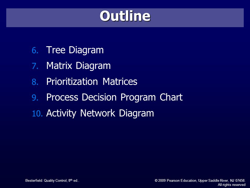 Cqi tools matrix diagram wiring diagram quality control chapter 12 management and planning tools ppt cqi tool check sheet cqi tools matrix diagram ccuart Image collections