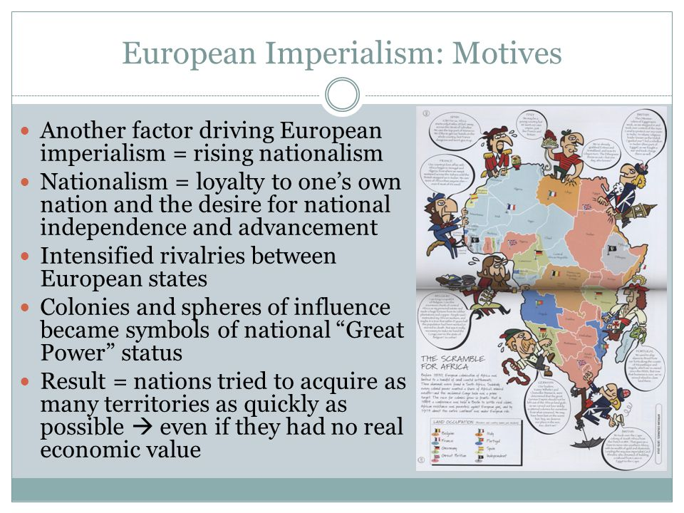 Difference between Imperialism and Colonialism