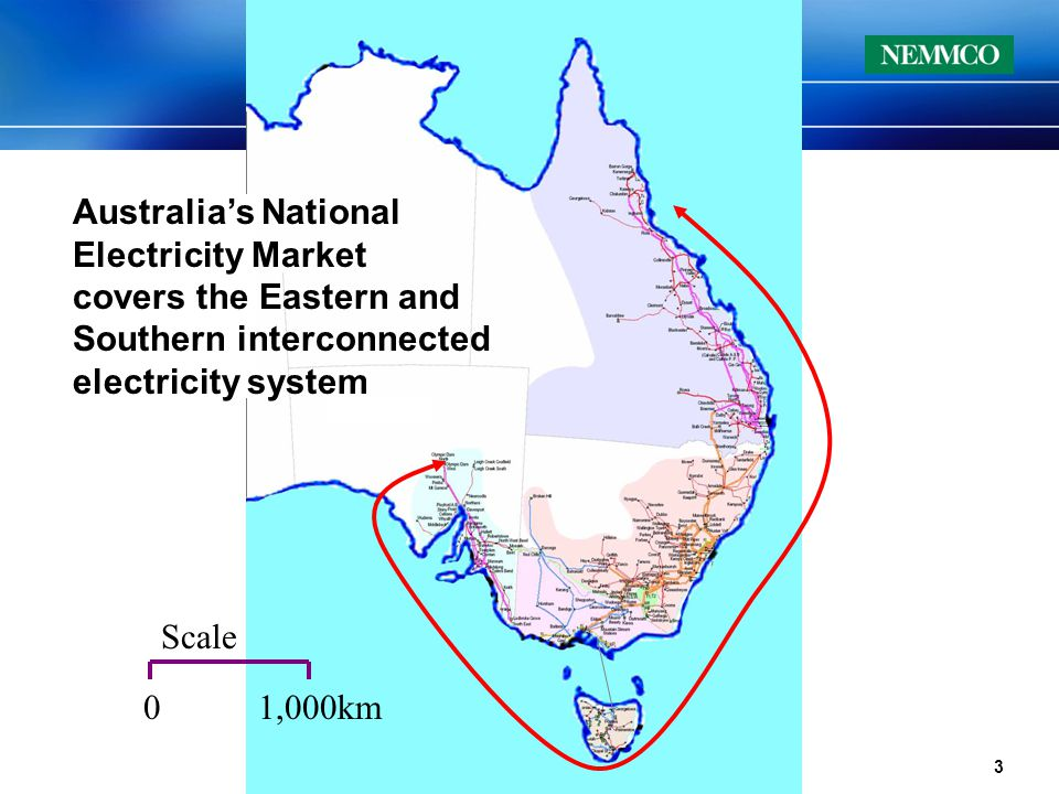 Experiences of the Australian Electricity Market under power