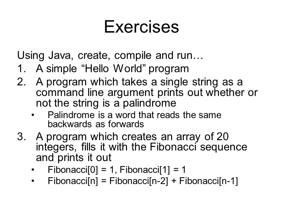 Java For C Programmers Ppt Download
