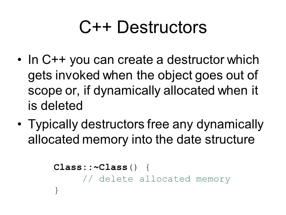 python class destructor not called dating