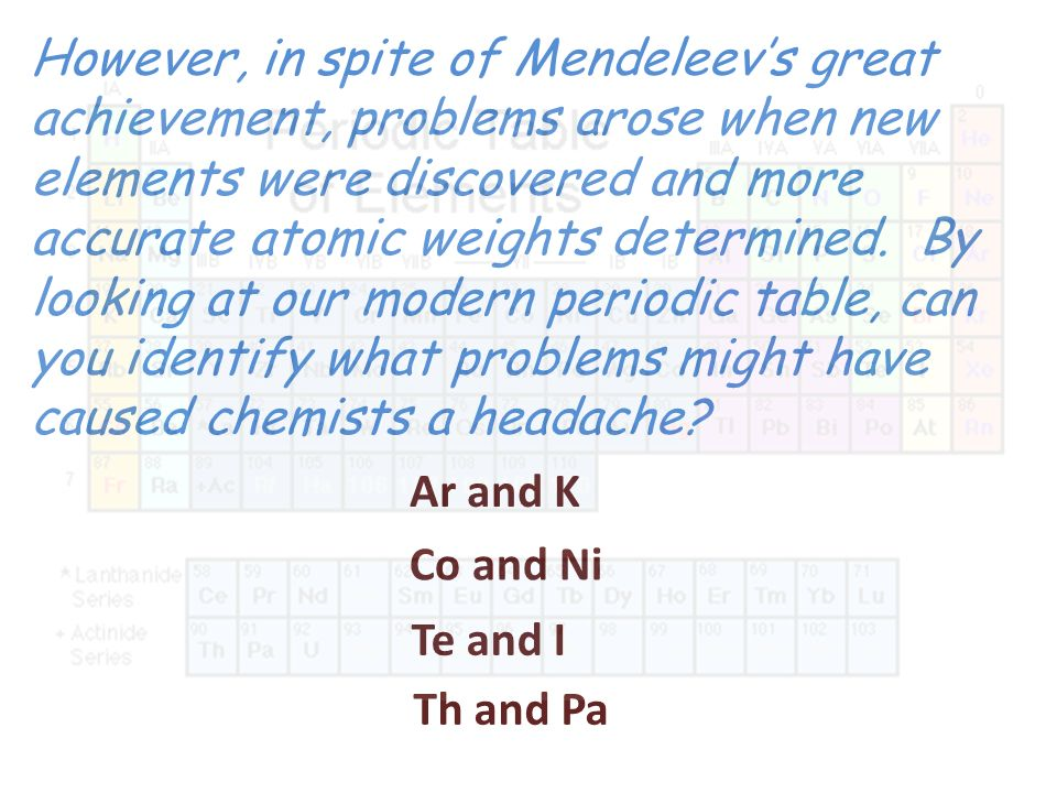History of the periodic table ppt video online download 12 however urtaz Images