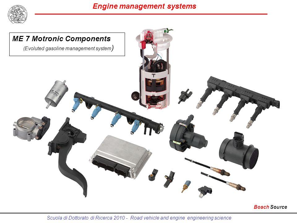 ME 7 Motronic Components