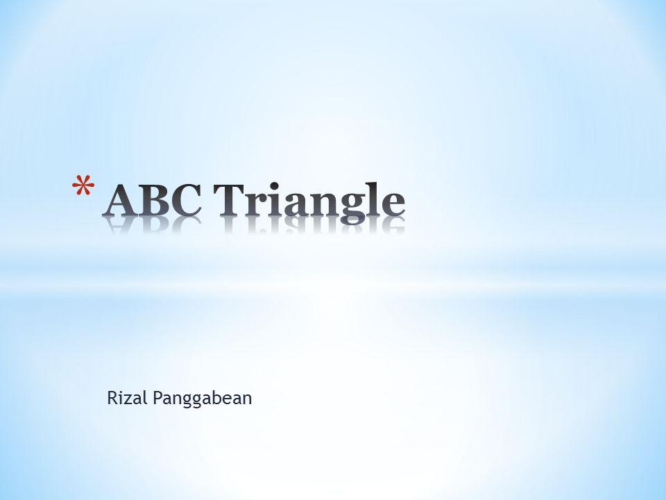 ABC Triangle Rizal Panggabean