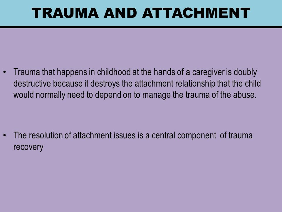 Avoidant attachment disorder relationships dating 2
