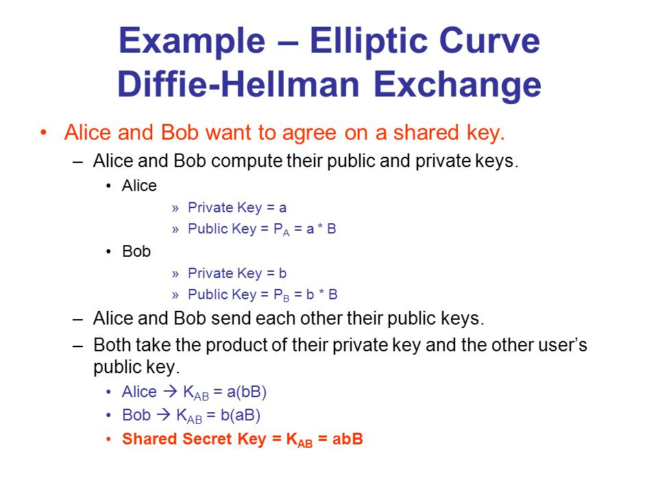 project on elliptic curve cryptography Elliptic curves one of the difficulties of previous public key cryptosystems is the ability to find unique groups which can be used for encryption.