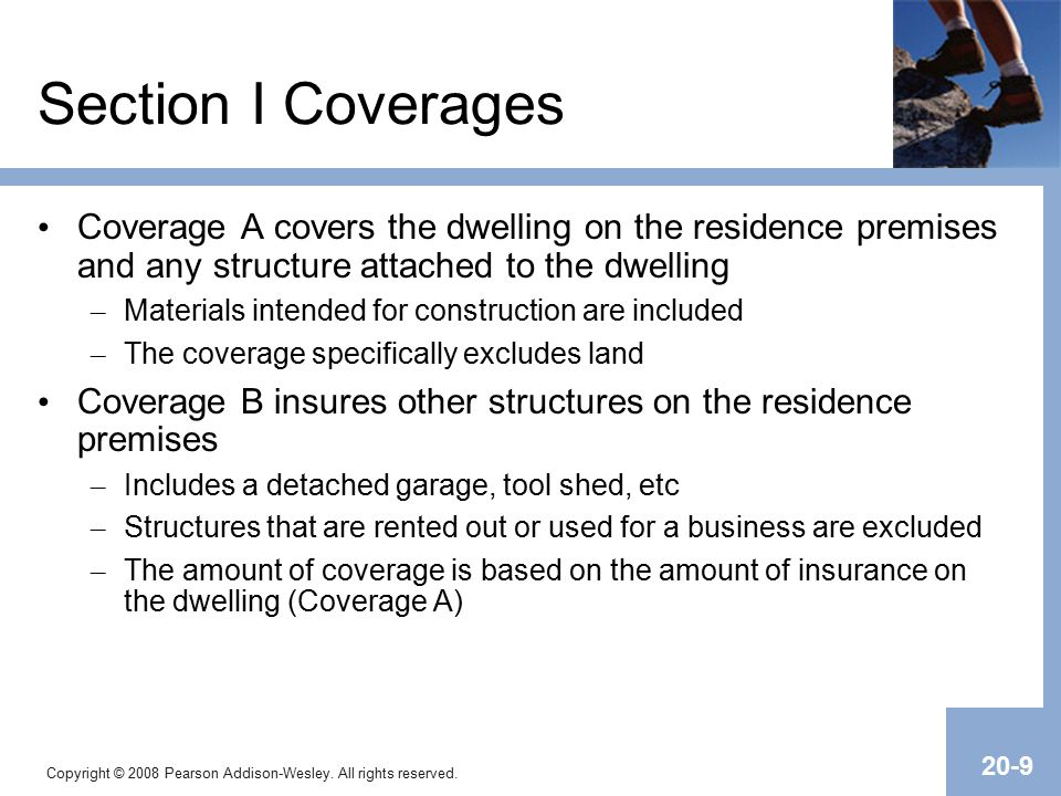 Chapter 20 Homeowners Insurance Section I Ppt Download