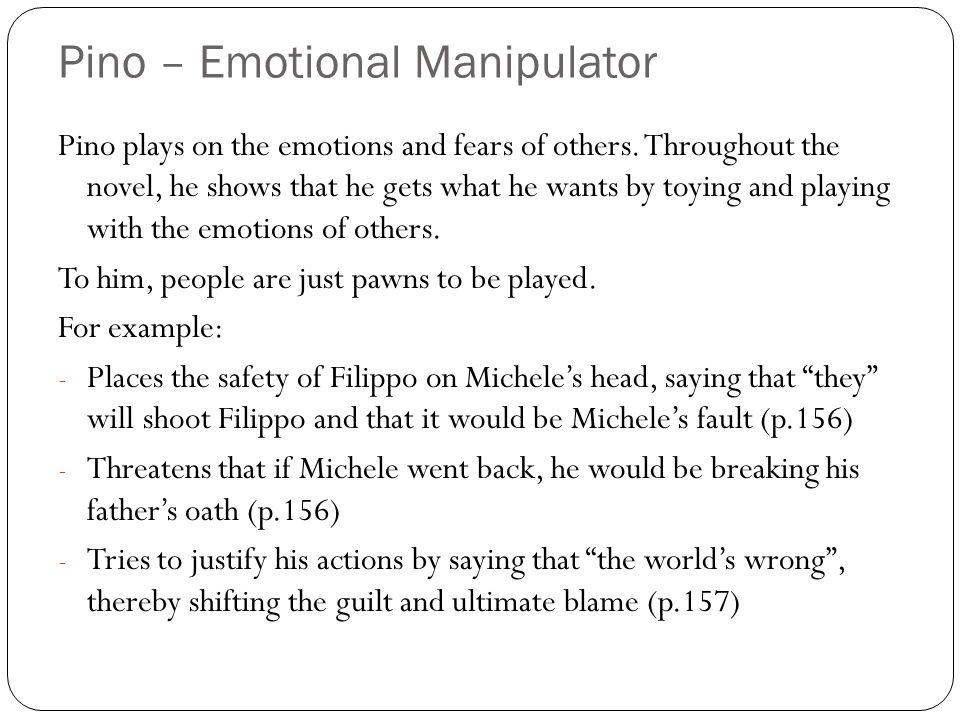 Pino – Emotional Manipulator