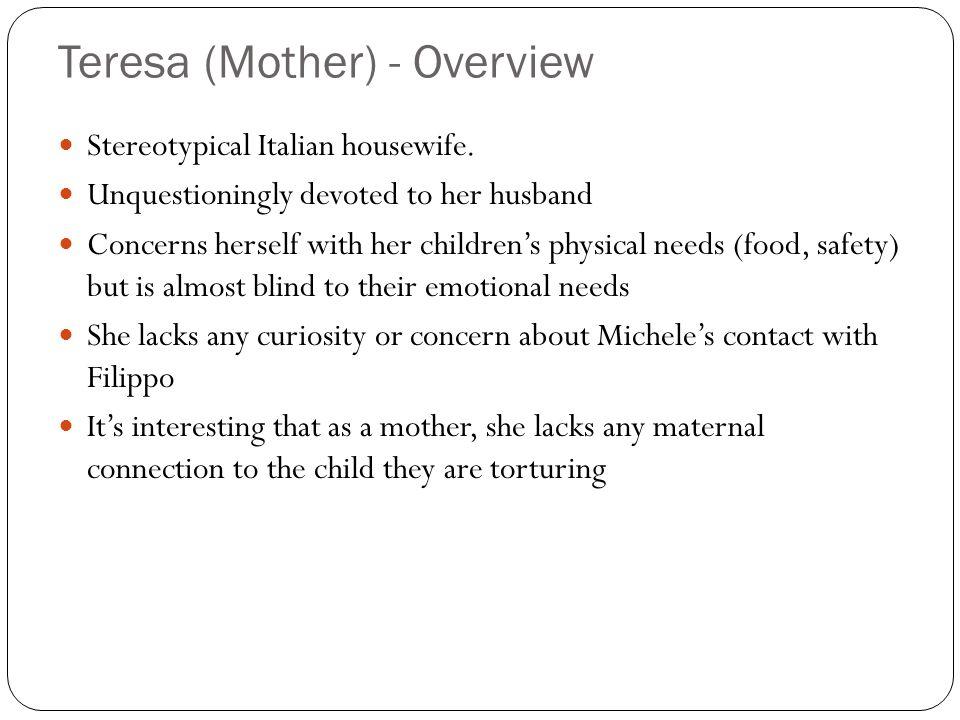 Teresa (Mother) - Overview