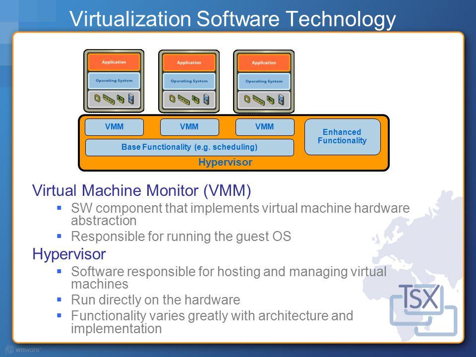 Virtualization-optimized architectures - ppt download