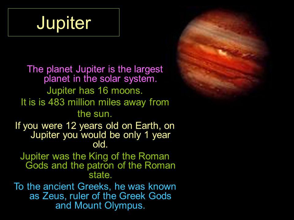 planets roman moons greek - photo #9