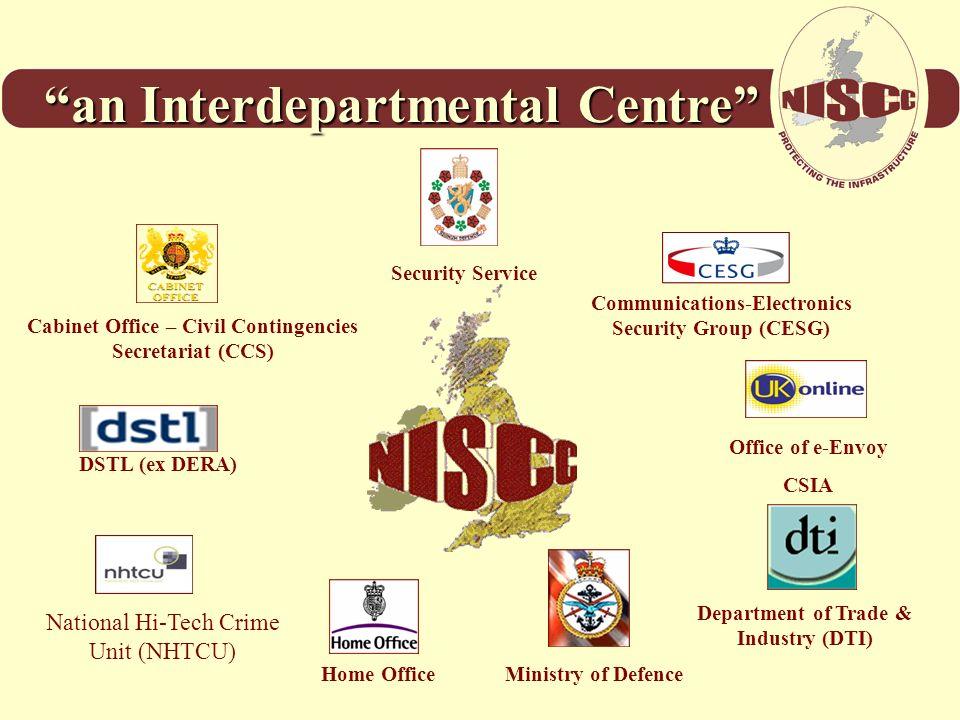 an Interdepartmental Centre