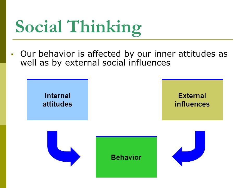how social influences affect ones actions How do social determinants affect health social determinants  healthy ones conversely, the better the social  social determinants of health: how social and.