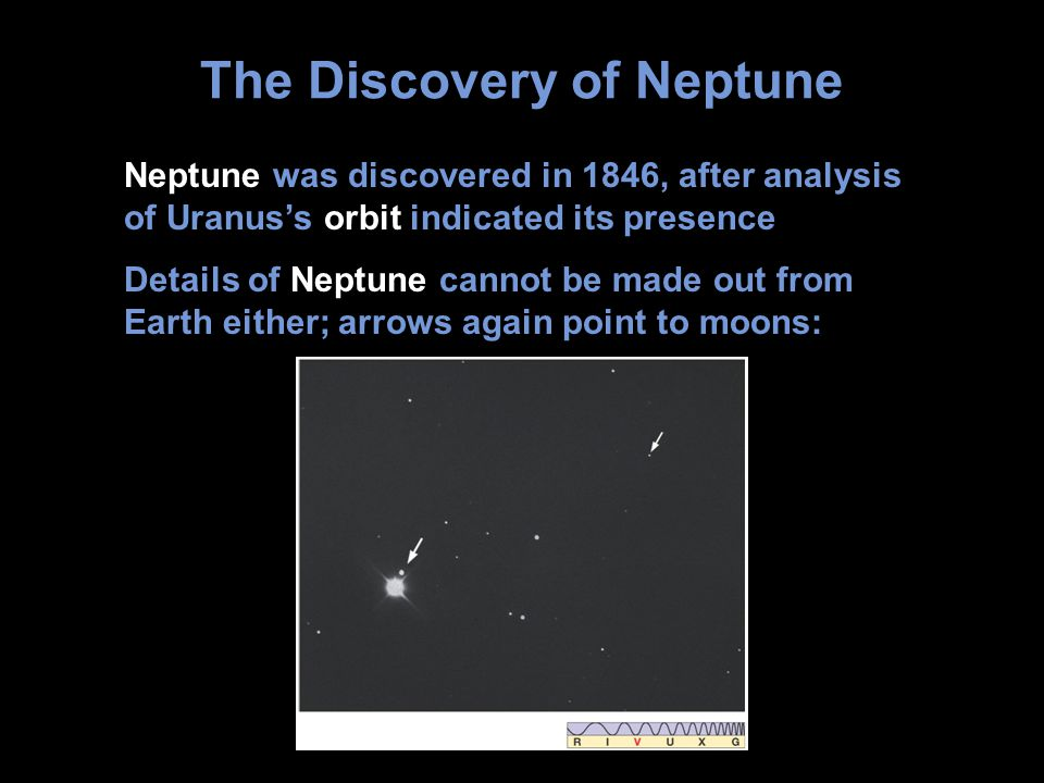 discovery of neptune Neptune has come almost full circle since it was first discovered in 1846, and on  aug 20, it will be in a straight line with the sun and the earth.
