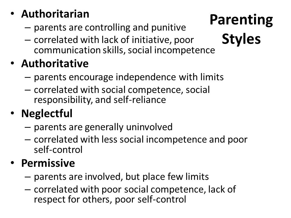 The Duality of Parenting: The Authoritative vs. Permissive Debate