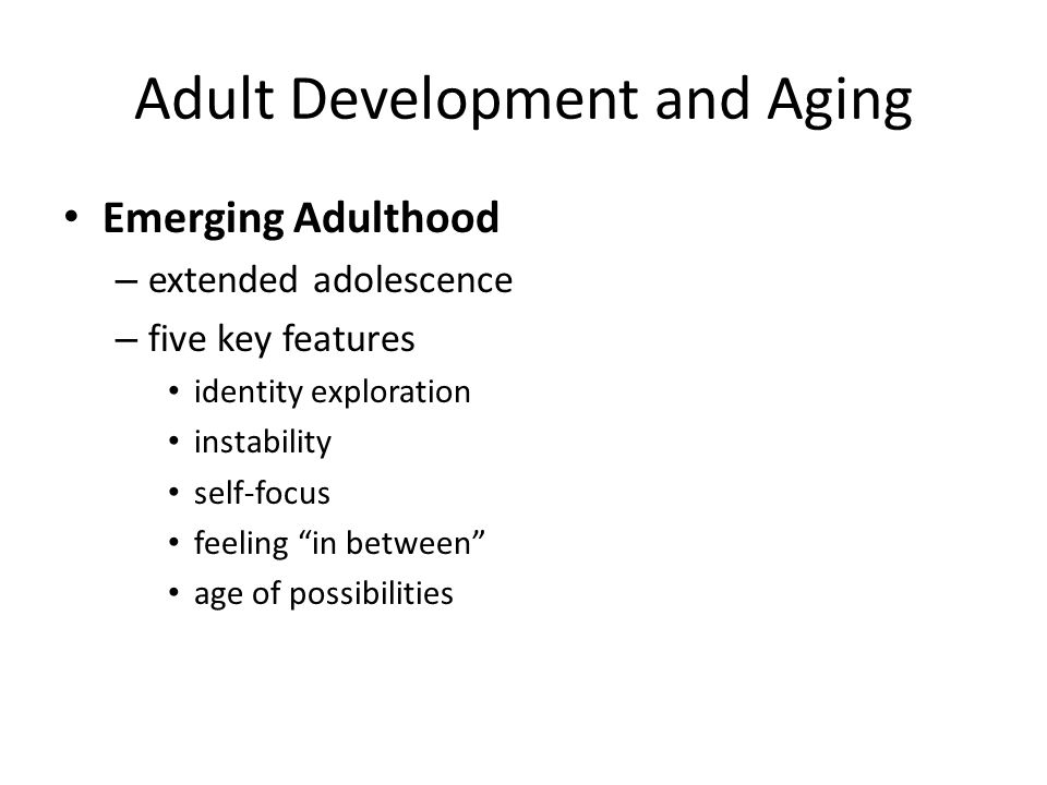 erikson s fifth stage of psychosocial development James marcia is a canadian developmental psychologist who expanded on erikson's stages of psychosocial development his research and writings have largely focused on adolescent development.