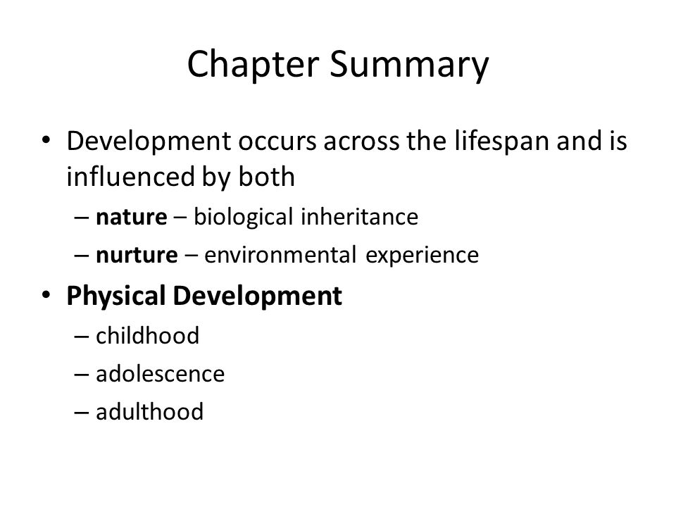 chapter 11 human development across the Prenatal development and the newborn  what changes in human development   11 the competent newborn infants are born with reflexes that aid in.