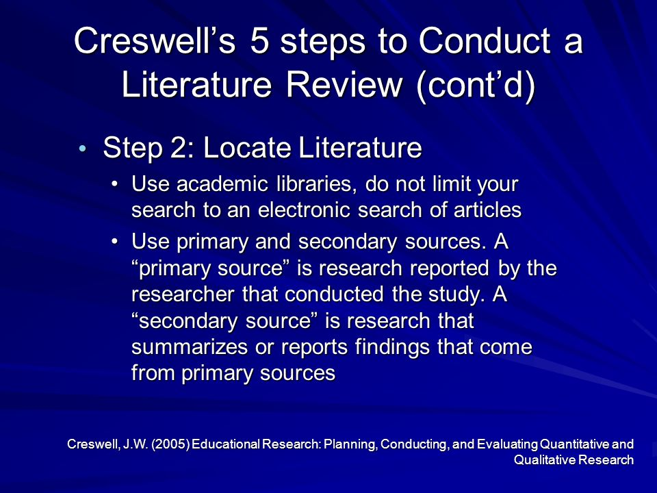 conduct literature review research paper Get explorable courses offline in handy pdf's easy to understand and accurate works on computers, tablets, phones, kindles and e-readers writing a research paper.