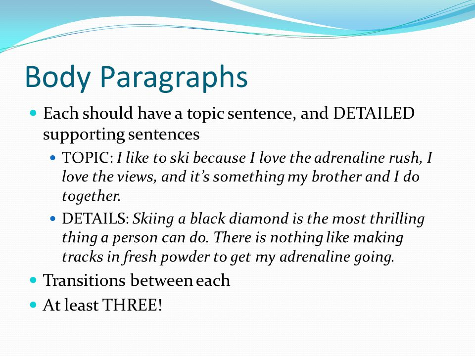 adrenaline rush essay There are 3 types of brainwave entrainment of d  adrenaline rush and  all seeing eye, manifestation, well being, free essays on freedom,.