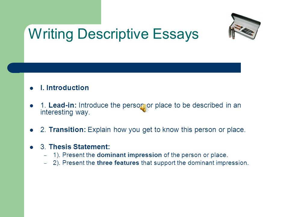 Dominant Impression Of A Person Essay  Business Etiquette Essay also Online Writing Journal  Topics For Synthesis Essay