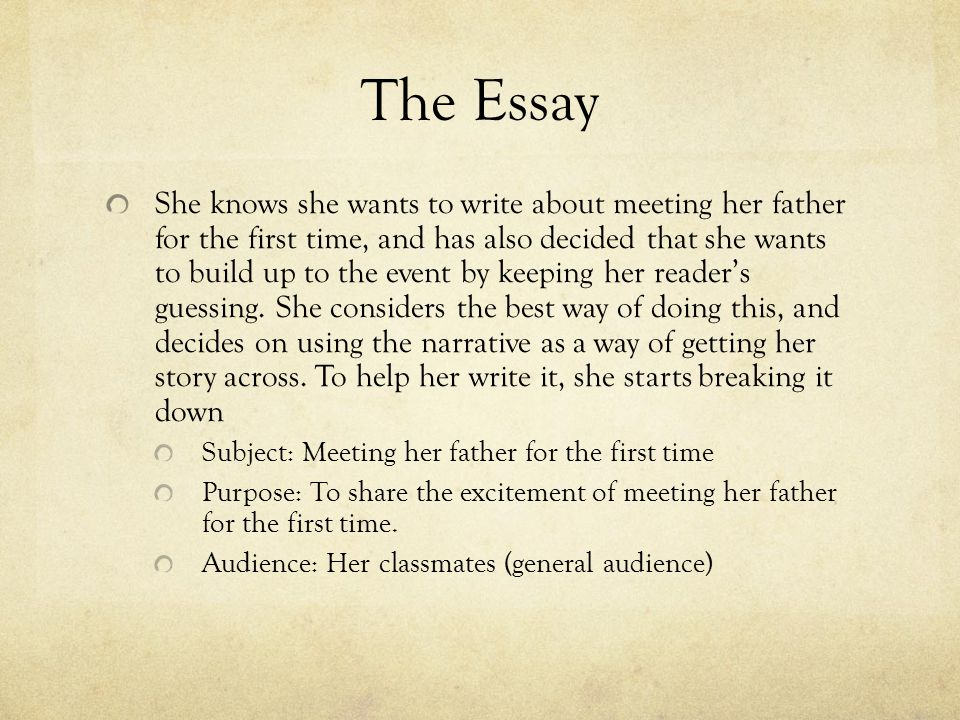 an essay on father time Get free sample of essay paper on being a single parent, learn how to write an essay paper on being a single parent.
