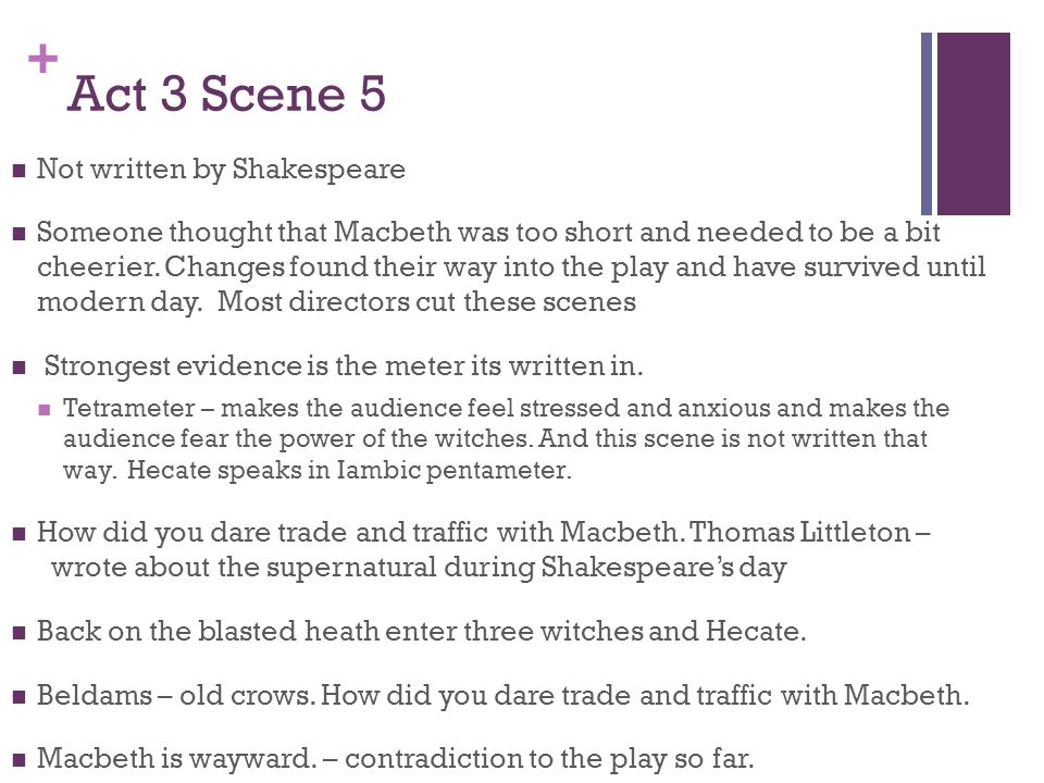 macbeth act scenes ppt video online  16 act 3 scene 5
