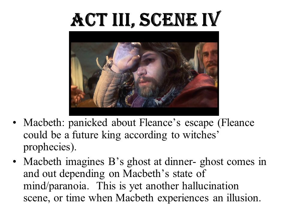 macbeth the climax in act 3 Plot structure and macbeth's climax posted on december 11, 2008 so the climax of the play is in act ii and then there are three acts of falling action.