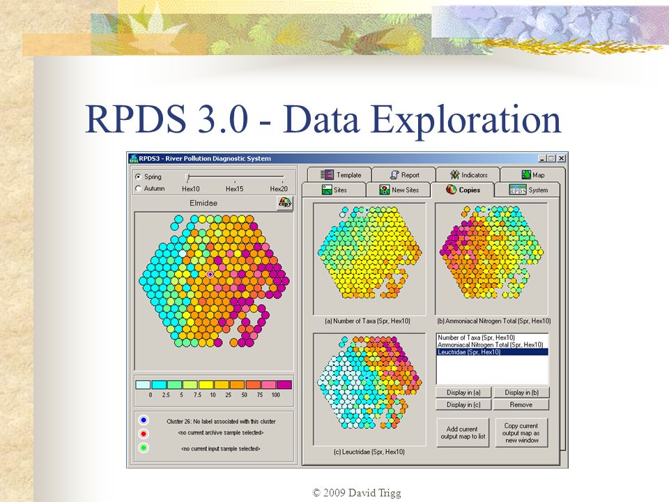 RPDS 3.0 - Data Exploration