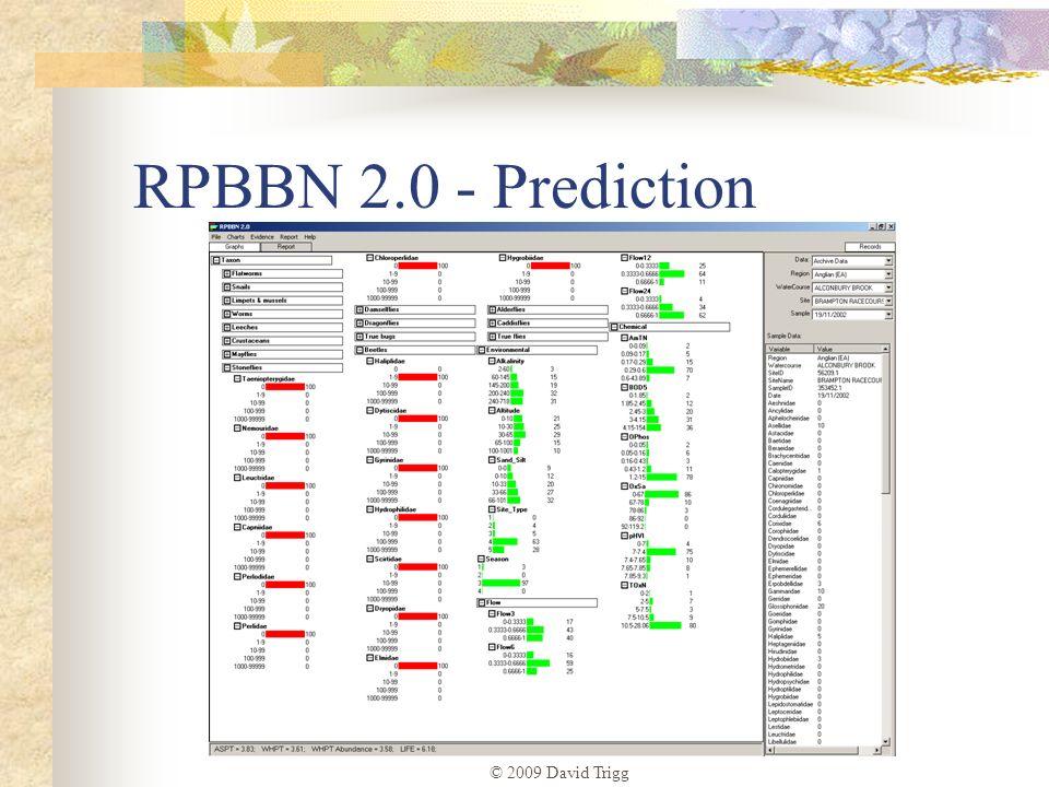 RPBBN 2.0 - Prediction © 2009 David Trigg